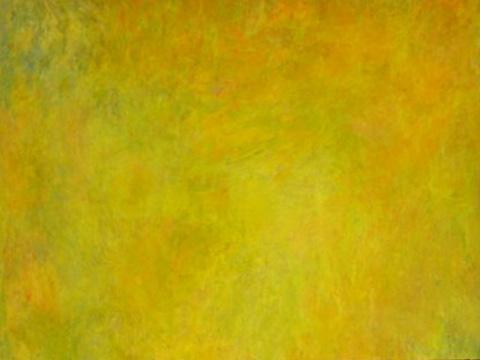 Yellow Dream.  Olieverf Op Doek 160 / 170 Cm. € 1.450.--